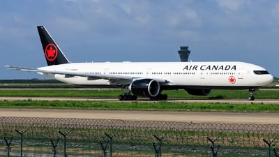 A picture of CFJZS - Boeing 777333(ER) - Air Canada - © 5947