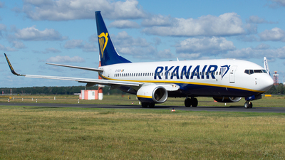 A picture of EIDCM - Boeing 7378AS - Ryanair - © Stephan Wagner