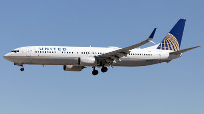 N68807 - Boeing 737-924ER - United Airlines