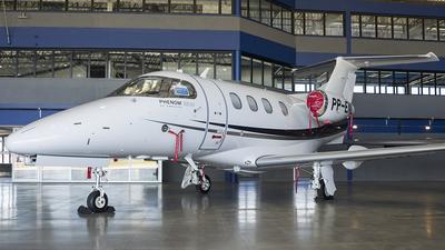 A picture of PPENL - Embraer Phenom 100 - [50000392] - © Thiago Almeida Denz