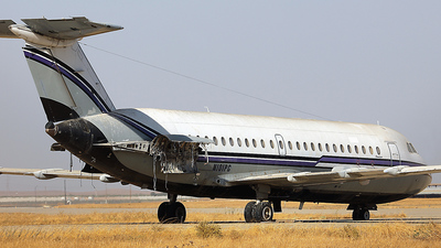 N101PC - British Aircraft Corporation BAC 1-11 Series 401AK - SkyKing Airlines