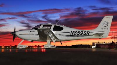 N859SR - Cirrus SR22-GTS - Private