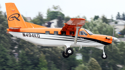 A picture of N494KQ - Quest Kodiak 100 - [1000004] - © Jeroen Stroes