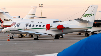 N600AT - Cessna 550 Citation II - Private