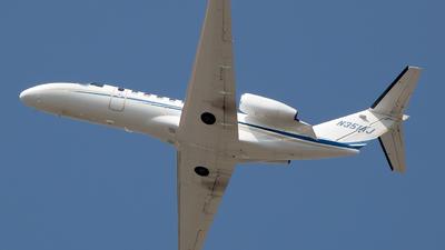 N351AJ - Cessna 525 Citationjet CJ3 - Private