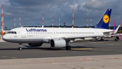 A picture of DAINF - Airbus A320271N - Lufthansa - © Mario Trusch