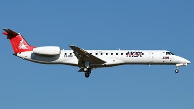 C9-MEK - Embraer ERJ-145MP - MEX-Mocambique Expresso