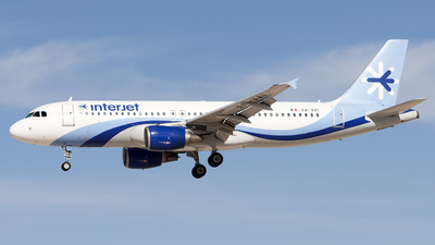 XA-VAI - Airbus A320-214 - Interjet