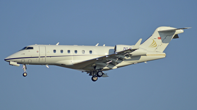 TC-RZA - Bombardier BD-100-1A10 Challenger 300 - MNG Jet