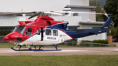 VH-ESD - Bell 412 - Australia - Queensland Government