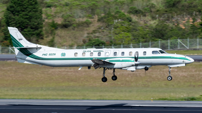 PNC-0228 - Fairchild C-26B Metro 23 - Colombia - Police