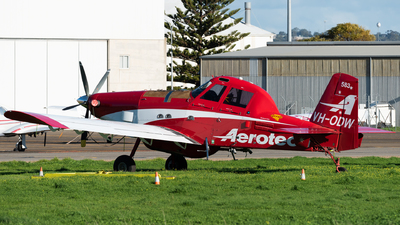 VH-ODW - Air Tractor AT-802 - Private