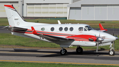 TG-CFN - Beechcraft C90GTx King Air - Private