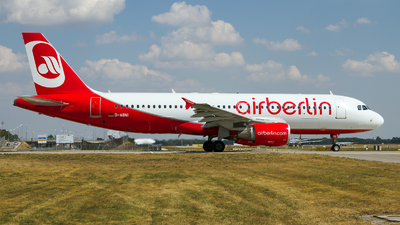 D-ABNI - Airbus A320-214 - Air Berlin