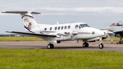 G-KVIP - Beechcraft 200 Super King Air - Capital Aviation