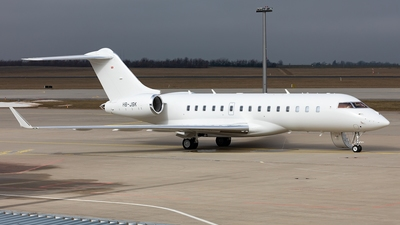 A picture of HBJSK - Bombardier Global 6000 -  - © OliverHendrich