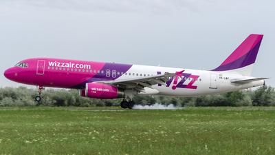HA-LWF - Airbus A320-232 - Wizz Air