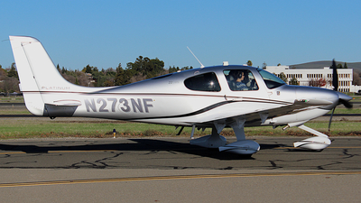 N273NF - Cirrus SR22-GTS G6 Platinum - Private