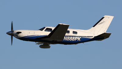 A picture of N888PK - Piper PA46500TP - [4697062] - © Michael Durning