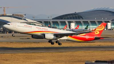 B-8117 - Airbus A330-343 - Hainan Airlines