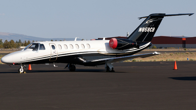 N858CB - Cessna 525B CitationJet 3+ - Private