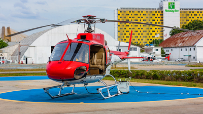 PP-JBB - Eurocopter AS 350B2 Ecureuil - Helimarte Taxi Aéreo
