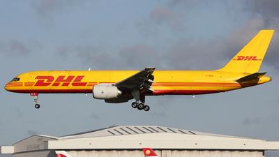 A picture of GBIKK - Boeing 757236(SF) - [22182] - © Mark Stevens