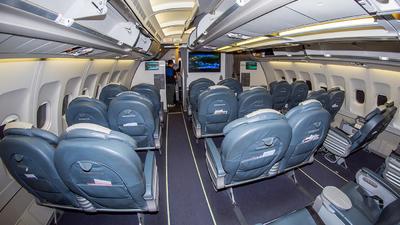 EP-MNQ - Airbus A300B4-603 - Mahan Air