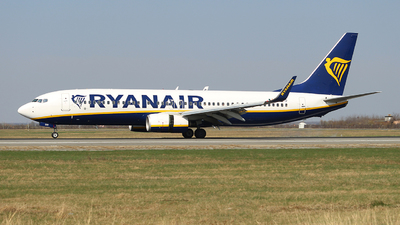 EI-EKD - Boeing 737-8AS - Ryanair