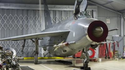 XR728 - English Electric Lightning F.6 - United Kingdom - Royal Air Force (RAF)