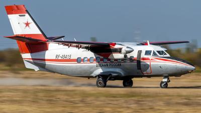 RF-49415 - Let L-410UVP Turbolet - DOSAAF