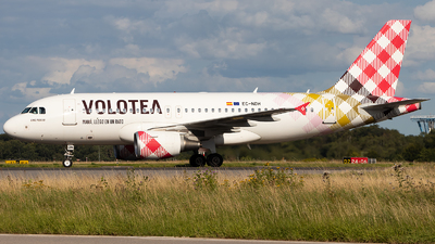 A picture of ECNDH - Airbus A319111 - Volotea - © FlorianWerner