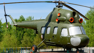 05 - PZL-Swidnik Mi-2 Hoplite - Russia - Voluntary Society for Assistance to the Army, Air Force and Navy (DOSAAF)