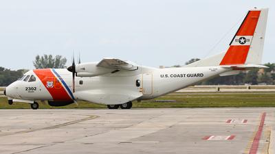 2302 - CASA HC-144A Ocean Sentry - United States - US Coast Guard (USCG)