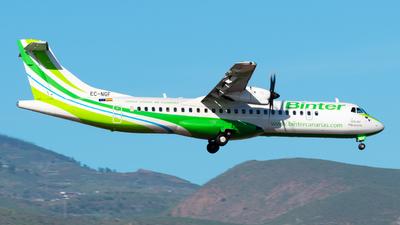 EC-NGF - ATR 72-212A(600) - Binter Canarias