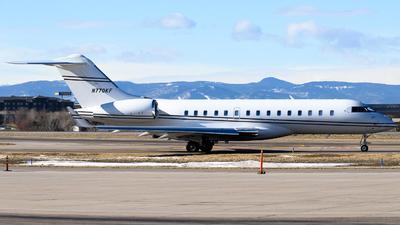 N770KF - Bombardier BD-700-1A10 Global 6000 - Private