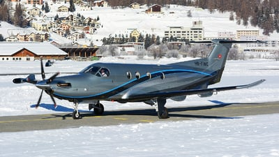A picture of HBFWC - Pilatus PC12/47E - TAG Aviation - © Jeremy Denton