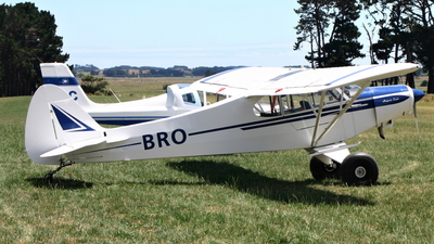 ZK-BRO - Piper PA-18-150 Super Cub - Private