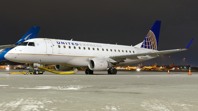 A picture of N641RW - Embraer E170SE - United Airlines - © Craig L Baldwin