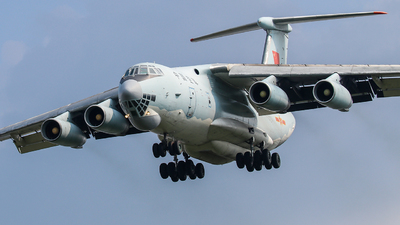 20646 - Ilyushin IL-76TD - China - Air Force
