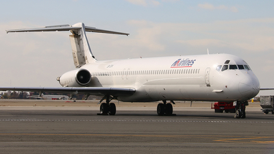 UR-CPX - McDonnell Douglas MD-83 - ATA Airlines [Iran]