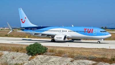 D-ATUK - Boeing 737-8K5 - TUI