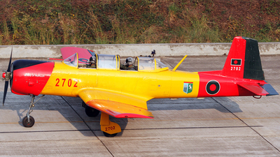 2702 - Nanchang PT-6A - Bangladesh - Air Force