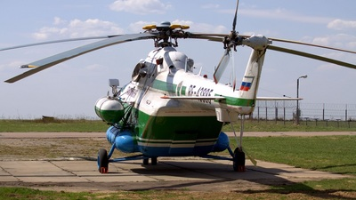 RF-43885 - Mil Mi-8AMT Hip - Russia - Customs