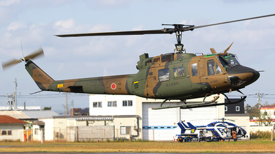 41925 - Bell UH-1J Huey - Japan - Ground Self Defence Force (JGSDF)