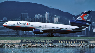 C-GCPI - McDonnell Douglas DC-10-30 - Canadian Airlines International