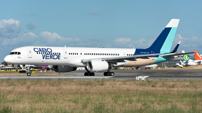 D4-CCF - Boeing 757-236 - TACV Cabo Verde Airlines
