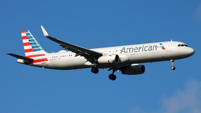 A picture of N931AM - Airbus A321231 - American Airlines - © JFrag