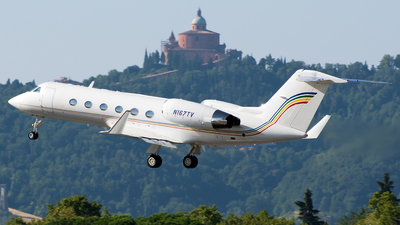 N167TV - Gulfstream G-IV - Private