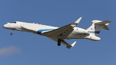 537 - Gulfstream G550 Nachshon - Israel - Air Force